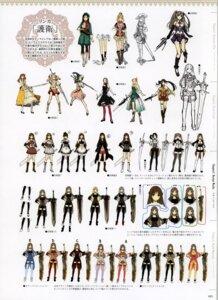 Rating: Safe Score: 6 Tags: atelier atelier_ayesha character_design hidari linca User: Shuumatsu
