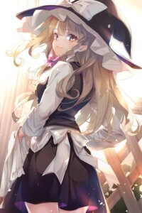Rating: Safe Score: 21 Tags: kirisame_marisa touhou usotsuki_penta witch User: BattlequeenYume