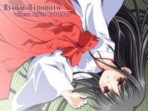 Rating: Safe Score: 4 Tags: miko miko-san_fighter miko-san_hosoude_hanjouki tagme wallpaper User: korokun