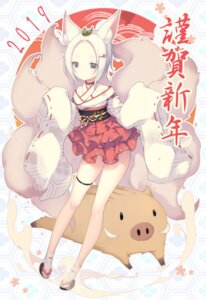 Rating: Safe Score: 29 Tags: animal_ears garter japanese_clothes kitsune mogu tail User: Mr_GT