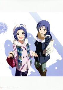 Rating: Safe Score: 21 Tags: kisaragi_chihaya miura_azusa the_idolm@ster User: animeprincess