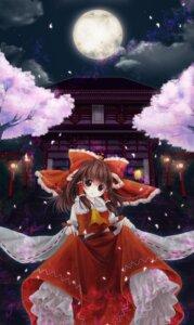 Rating: Safe Score: 8 Tags: hakurei_reimu keiko miko touhou User: fairyren