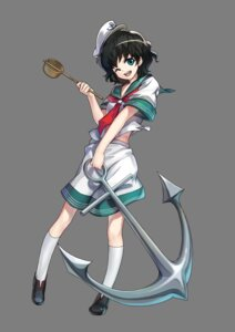 Rating: Safe Score: 6 Tags: murasa_minamitsu ryuutetsu touhou transparent_png User: itsu-chan