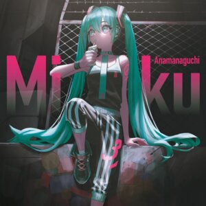 Rating: Safe Score: 27 Tags: hatsune_miku headphones reoen tattoo vocaloid User: Mr_GT