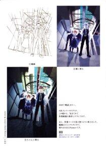 Rating: Safe Score: 4 Tags: banjou_kazuichi dress fueguchi_hinami ishida_sui kaneki_ken megane screening sketch tokyo_ghoul tsukiyama_shuu User: care1