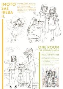 Rating: Safe Score: 16 Tags: 5_nenme_no_houkago amatsuki_mashiro hanasaka_yui hashima_chihiro imouto_sae_ireba_ii. kantoku mikuniyama_kaiko nanahashi_minori one_room oono_ashley sketch tagme User: Hatsukoi