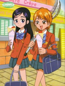 Rating: Safe Score: 0 Tags: futari_wa_pretty_cure misumi_nagisa pretty_cure seifuku yukishiro_honoka User: Radioactive
