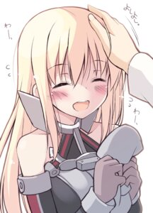 Rating: Safe Score: 37 Tags: bismarck_(kancolle) kantai_collection oota_yuuichi User: fairyren
