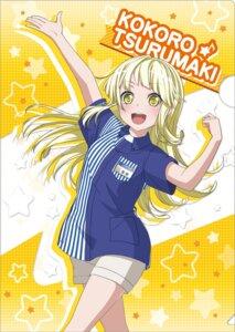 Rating: Safe Score: 16 Tags: bang_dream! lawson tagme tsurumaki_kokoro uniform User: saemonnokami