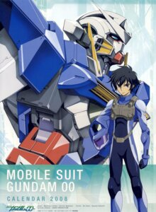 Rating: Safe Score: 8 Tags: chiba_michinori gundam gundam_00 male mecha nakatani_seiichi setsuna_f_seiei User: Radioactive