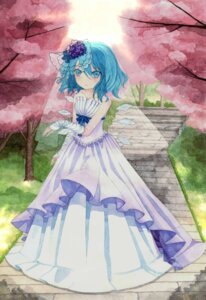 Rating: Safe Score: 23 Tags: cirno dress nemi_(caprainl) touhou wedding_dress User: Radioactive
