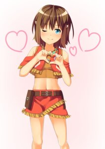 Rating: Safe Score: 17 Tags: amy_(gargantia) dacchi suisei_no_gargantia User: Radioactive