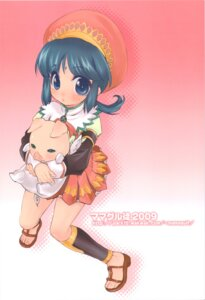 Rating: Safe Score: 11 Tags: mamagult monster_hunter takao_ukyou User: Radioactive