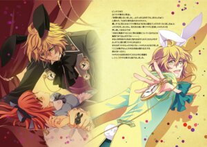 Rating: Safe Score: 12 Tags: alice_in_wonderland animal_ears bunny_ears carnelian crossover dress megane nanami_haruka_(uta_no_prince_sama) shinomiya_natsuki uta_no_prince_sama User: charunetra