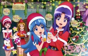Rating: Questionable Score: 9 Tags: aino_megumi christmas dress gura-san happiness_charge_precure! hikawa_iona hoshino_mamoru oomori_yuuko pretty_cure ribbon_(precure) shirayuki_hime_(precure) User: drop