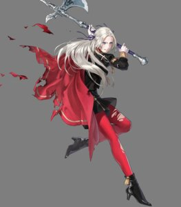 Rating: Questionable Score: 1 Tags: edelgard_(fire_emblem) fire_emblem fire_emblem_heroes fire_emblem_three_houses heels nintendo pantyhose suda_ayaka torn_clothes uniform weapon User: fly24