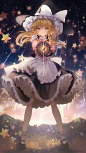 Rating: Questionable Score: 17 Tags: kirisame_marisa skirt_lift tagme touhou witch User: Animextremist