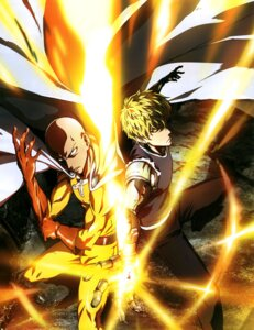 Rating: Safe Score: 32 Tags: genos kim_sejoon one_punch_man saitama User: drop