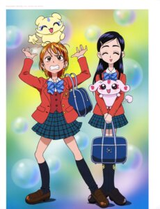 Rating: Questionable Score: 2 Tags: futari_wa_pretty_cure inagami_akira mepple mipple misumi_nagisa pretty_cure seifuku yukishiro_honoka User: drop