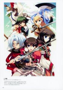 Rating: Safe Score: 6 Tags: amaduyu_tatsuki sword tears_to_tiara weapon User: Radioactive