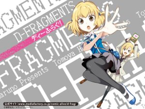 Rating: Safe Score: 21 Tags: d-fragments pantyhose seifuku shibasaki_roka wallpaper User: akusiapa