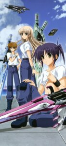 Rating: Safe Score: 26 Tags: higa_yukari isis_eaglet lily_strosek mahou_senki_lyrical_nanoha_force mahou_shoujo_lyrical_nanoha stick_poster tohma_avenir User: SubaruSumeragi