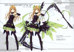 Rating: Safe Score: 41 Tags: asahiage mecha_musume poco thighhighs User: admin2