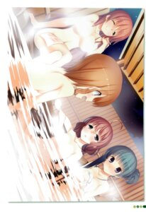 Rating: Questionable Score: 34 Tags: censored kagome kohitsuji_wa_mayowanai naked onsen wet User: syk111