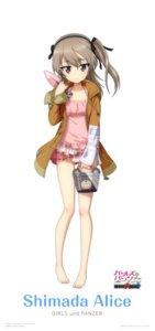 Rating: Questionable Score: 17 Tags: bandages girls_und_panzer loli shimada_arisu swimsuits tagme User: drop