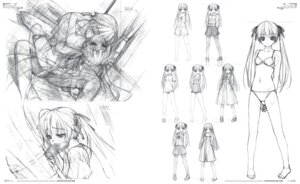 Rating: Explicit Score: 10 Tags: haruka_na_sora monochrome sphere tagme yosuga_no_sora User: Radioactive