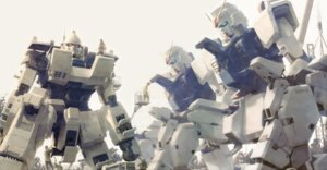 Rating: Safe Score: 15 Tags: gundam katoki_hajime mecha the_08th_ms_team User: DDD