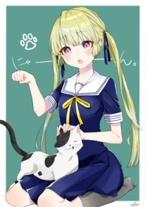 Rating: Safe Score: 25 Tags: 00coffee neko seifuku User: yanis