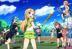 Rating: Safe Score: 32 Tags: akaza_akari funami_yui furutani_himawari ikeda_chitose ikeda_chizuru jpeg_artifacts matsumoto_rise muku_(muku-coffee) nishigaki_nana oomuro_sakurako sugiura_ayano tennis toshinou_kyouko yoshikawa_chinatsu yuru_yuri User: ddns001