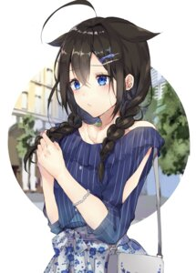 Rating: Safe Score: 50 Tags: kantai_collection kona_(mmmkona) shigure_(kancolle) User: Mr_GT