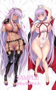 Rating: Questionable Score: 63 Tags: bb_(fate/extra_ccc) bikini breasts dakimakura fate/grand_order garter_belt leotard nipples no_bra panty_pull see_through stockings swimsuits tagme thighhighs untsue User: BattlequeenYume