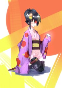 Rating: Safe Score: 3 Tags: daible eyepatch kimono sword yagyuu_kyuubei User: Radioactive