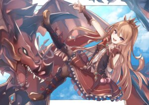 Rating: Safe Score: 19 Tags: cagliostro_(granblue_fantasy) granblue_fantasy monster tsyn User: BattlequeenYume