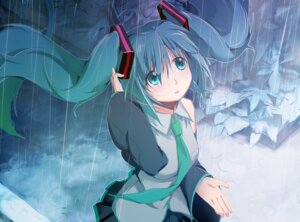 Rating: Safe Score: 13 Tags: hatsune_miku misagi_nagomu vocaloid User: charunetra