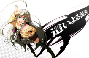 Rating: Safe Score: 28 Tags: haiyore!_nyaruko-san nyaruko sw thighhighs User: fairyren