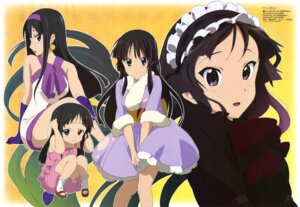 Rating: Safe Score: 50 Tags: akiyama_mio k-on! takahashi_mariko User: Aurelia