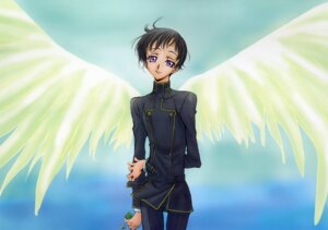 Rating: Safe Score: 1 Tags: code_geass male rollo_lamperouge r_shoutai sakou_yukie scanning_dust User: Aurelia