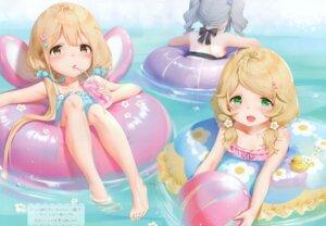 Rating: Safe Score: 33 Tags: futaba_anzu kanzaki_ranko shiratama_akane swimsuits the_idolm@ster the_idolm@ster_cinderella_girls wet yusa_kozue User: kiyoe
