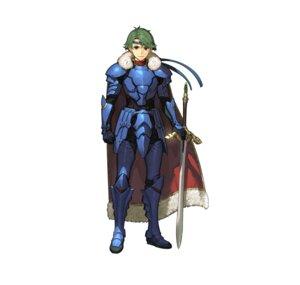 Rating: Questionable Score: 2 Tags: alm_(fire_emblem) armor fire_emblem fire_emblem_echoes fire_emblem_heroes hidari nintendo sword User: fly24