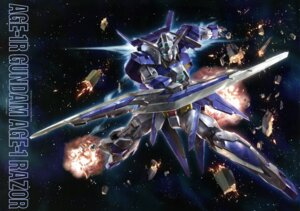 Rating: Safe Score: 18 Tags: gundam gundam_age mecha morishita_naochika User: solidvanz