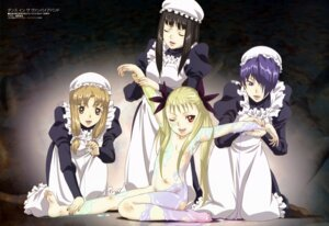 Rating: Questionable Score: 40 Tags: cream dance_in_the_vampire_bund konno_naoyuki loli maid mina_tepes naked nera neri nero_(dance_in_the_vampire_bund) User: Aurelia