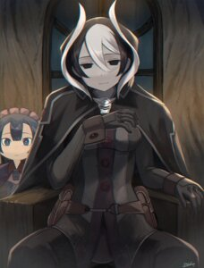 Rating: Safe Score: 10 Tags: bodysuit made_in_abyss maruruk_(made_in_abyss) ozen shibainu User: Dreista