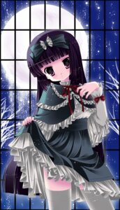 Rating: Safe Score: 8 Tags: lolita_fashion masushita_ito thighhighs User: Radioactive