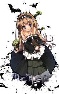 Rating: Safe Score: 68 Tags: dress gothic_lolita lolita_fashion nekomu User: Radioactive