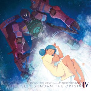 Rating: Safe Score: 6 Tags: disc_cover dress gundam gundam_the_origin kotobuki_tsukasa lalah_sune mecha User: saemonnokami