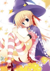 Rating: Safe Score: 42 Tags: mikeou thighhighs witch User: hugo_victor